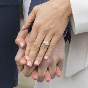 Meghan Markle fiancée au prince Harry : La bague de fiançailles en détail