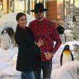 """Julien Guirado et Martika de """"La Villa des coeurs brisés 2"""" posent - Instagram 2017"""