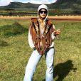 """Rita Ora au Kenya. Novembre 2017."""