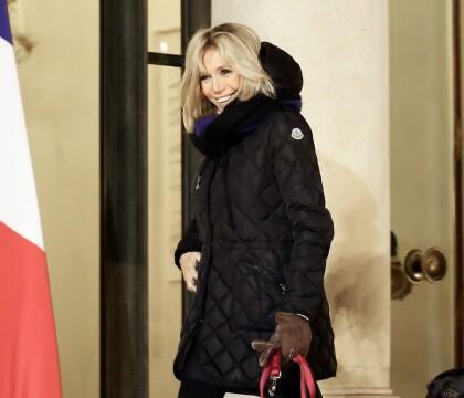 Brigitte Macron, Kate Middleton... : Les stars craquent pour la doudoune