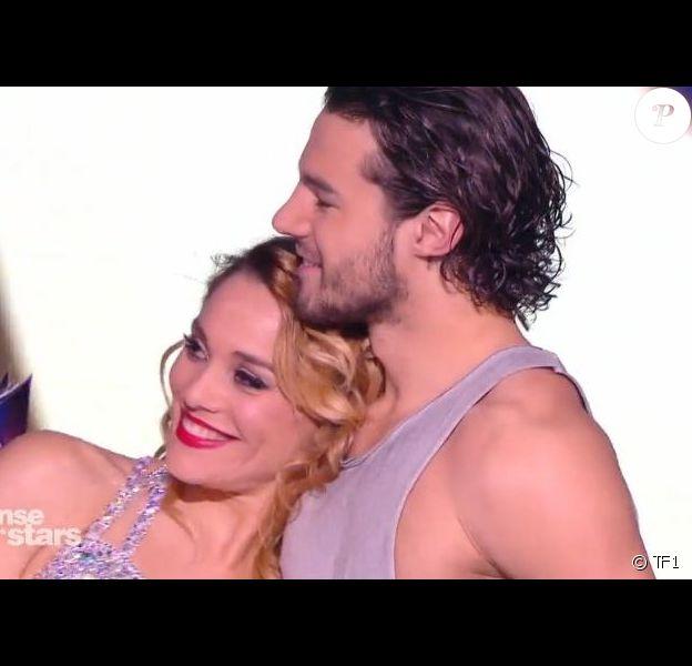 Joy Esther et Anthony sont éliminés - 2e danse - 8e prime de Danse avec les stars, le 2 décembre 2017 sur TF1