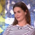 Barbara Schulz parle de son couple avec Arié Elmaleh dans Thé ou Café, le 3 décembre 2017.