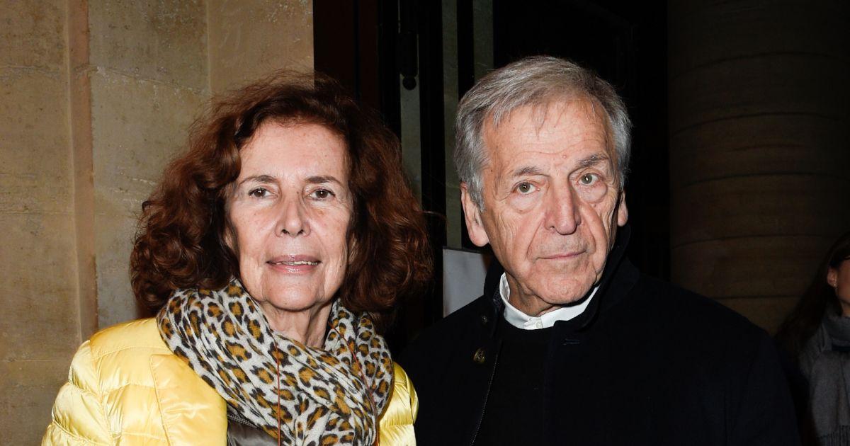 Mich le ray gavras et son mari costa gavras soir e en l 39 honneur de jeanne moreau l 39 od on - Jeanne mas et son mari ...