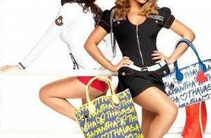 Découvrez Beyoncé et Solange Knowles en pin-up... sexy à souhait !