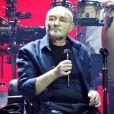 Semi Exclusif - Phil Collins en concert au Lanxess Arena à Cologne le 11 juin 2017.