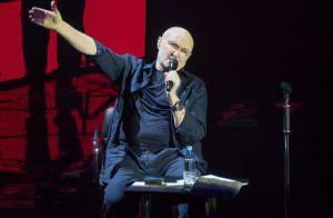 Phil Collins à nouveau hospitalisé en urgence :