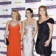 """Miranda Richardson, Emily Blunt et Sarah Ferguson à l'avant-première de """"The Young Victoria"""", le 3 mars 2009, à l'Odeon de Leicester Square"""
