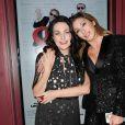 """Lio et Sabrina Salerno - Avant-première du film """"Stars 80, la suite"""" à l'Olympia de Paris le 5 décembre 2017. © Coadic Guirec/Bestimage"""