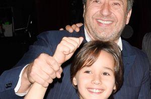 Patrick Timsit si fier de son adorable fils, non loin de Lio, Sabrina...