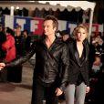 """"""" Laura Smet et David Hallyday aux NRJ Music Awards, à Cannes, le 23 janiver 2010    """""""