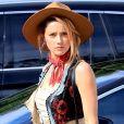 Exclusif - Amber Heard est allée prendre le petit-déjeuner avec son ex-compagnon Elon Musk au Sweet Butter Kitchen à Sherman Oaks le 16 novembre 2017.