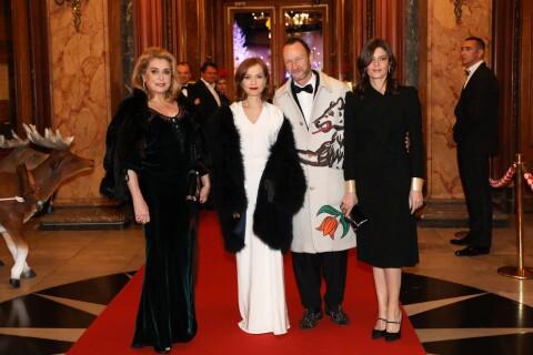 Caroline de Hanovre, Catherine Deneuve et Chiara Mastroianni brillent à Monaco
