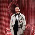 """Le designer Charles Kaisin lors du dîner surréaliste """"The Art of the Game, the Game of Art"""" au casino de Monte-Carlo le 9 décembre 2017. © Jean-Charles Vinaj / Pool Restreint Monaco / Bestimage"""