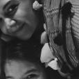 Katie Holmes et sa fille Suri sur une photo publiée sur Instagram le 23 juin 2017