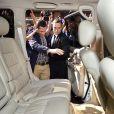 Oscar Pistorius - Procès d'Oscar Pistorius à Pretoria en Afrique du Sud le 11 septembre 2014.