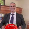 """Sylvain, conseiller funéraire de 52 ans, est candidat au """"Meilleur Pâtissier"""" (M6)."""
