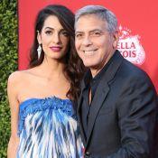 Amal et George Clooney : Leur originale astuce contre les pleurs des jumeaux