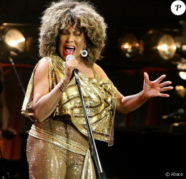 Tina Turner lors de sa tournée mondiale, une bête de scène !