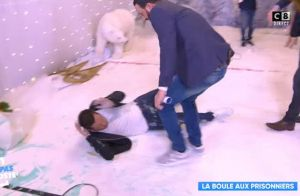 TPMP : Violentes et multiples chutes en direct !