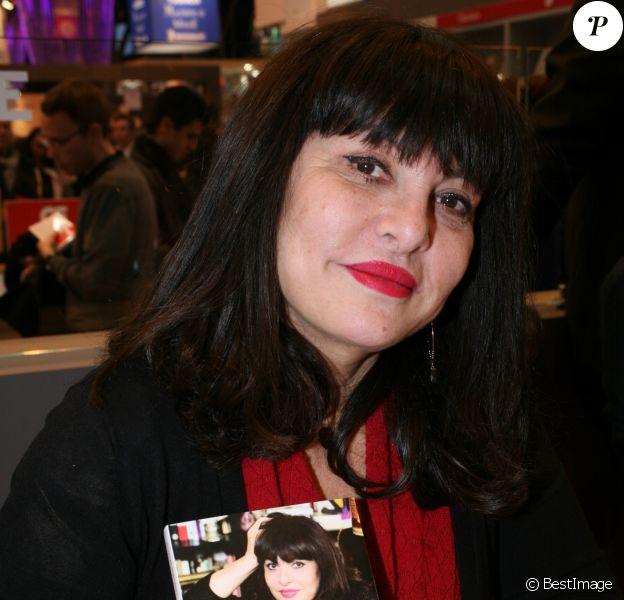 Genevieve Delpech - 33ème Salon du Livre au Parc des expositions de la Porte de Versailles à Paris le 19 Mars 2016. © JLPPA / BESTIMAGE