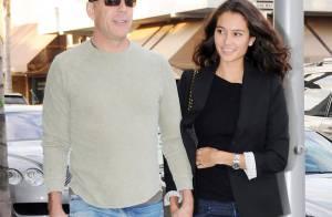 Bruce Willis, sa chérie et sa fille : virée à Beverly Hills !