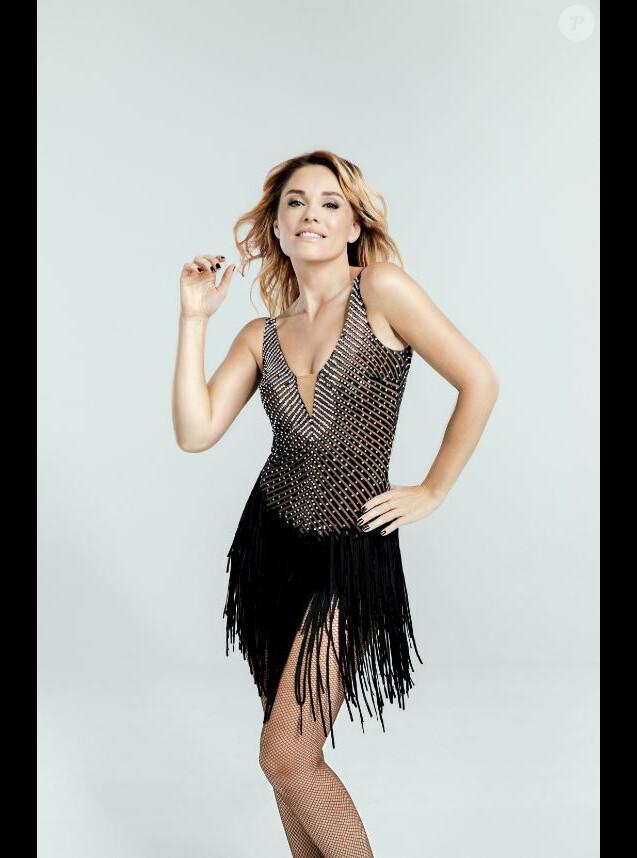 """Joy Esther, photo officielle de """"Danse avec les stars 8"""", TF1"""