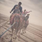 Élodie Gossuin, maman fière au Maroc : Ses jumeaux gâtés pour la nouvelle année