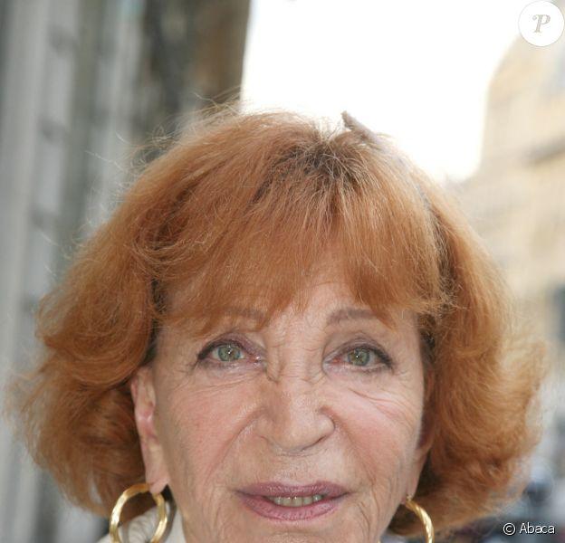 Maria Pacôme, à 85 ans, elle est enfin grand-mère !