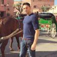 Maxime Dereymez au Maroc, décembre 2017, Instagram