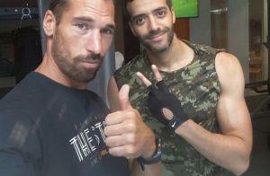 Tarek Boudali sexy sur Instagram : L'acteur tout en muscles !