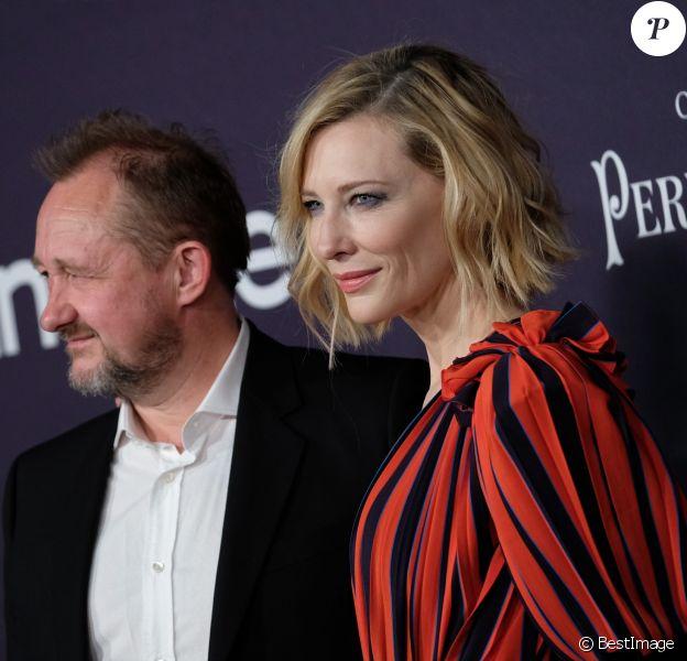 Cate Blanchett et son mari Andrew Upton au 3ème diner annuel In Style Awards au Getty Museum à Los Angeles, le 23 octobre 2017 © Chris Delmas/Bestimage