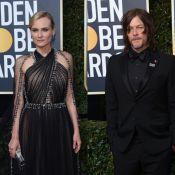 Diane Kruger et Norman Reedus officialisent avec un baiser aux Golden Globes