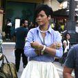 Rihanna doit se préparer - ou pas - à témoigner contre Chris Brown le 6 avril 2009