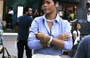 Rihanna aurait rapporté à la police d'autres violences... Oprah monte au créneau ! (réactualisé)
