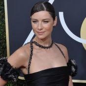 Caitriona Balfe (Outlander) fiancée : Elle dévoile sa bague aux Golden Globes