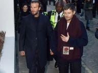 David Beckham : Fashion Week en famille, avec sa mère et son fils