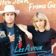 """""""France Gall et Elton John - Les Aveux/Donner pour donner - 1980."""""""