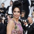 """Mallika Sherawat - Montée des marches du film """"Les Proies"""" (The Beguiled) lors du 70ème Festival International du Film de Cannes. Le 24 mai 2017. © Borde-Jacovides-Moreau/Bestimage"""