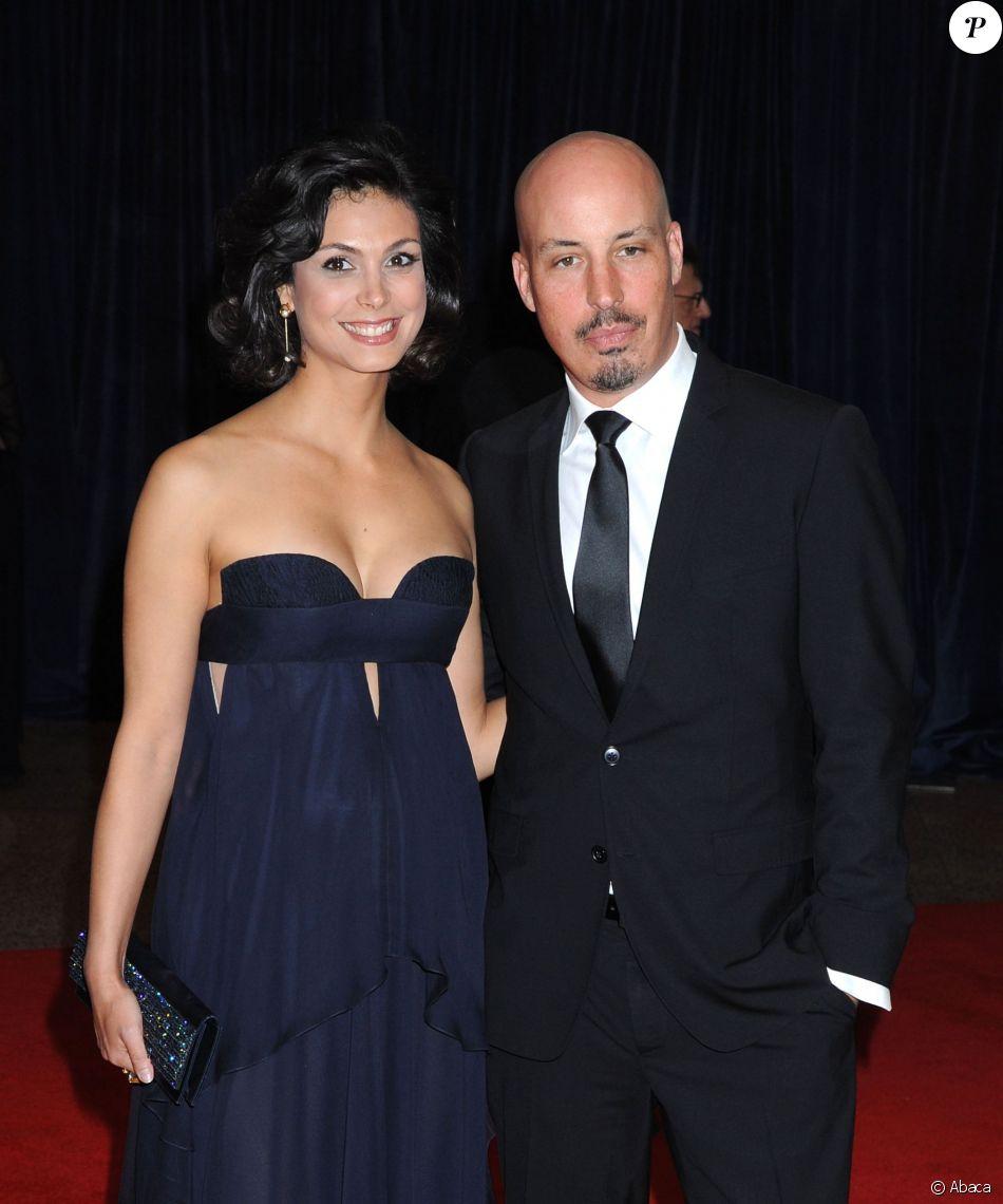 Morena Baccarin et son ex-mari Austin Chick - White House Correspondents' Association (WHCA) dinner à Washington, le 27 avril 2013