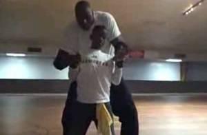 Shaquille O'Neal : un monstre hilarant qui breake tout le temps... et enseigne son art à ses fils ! Regardez les vidéos !