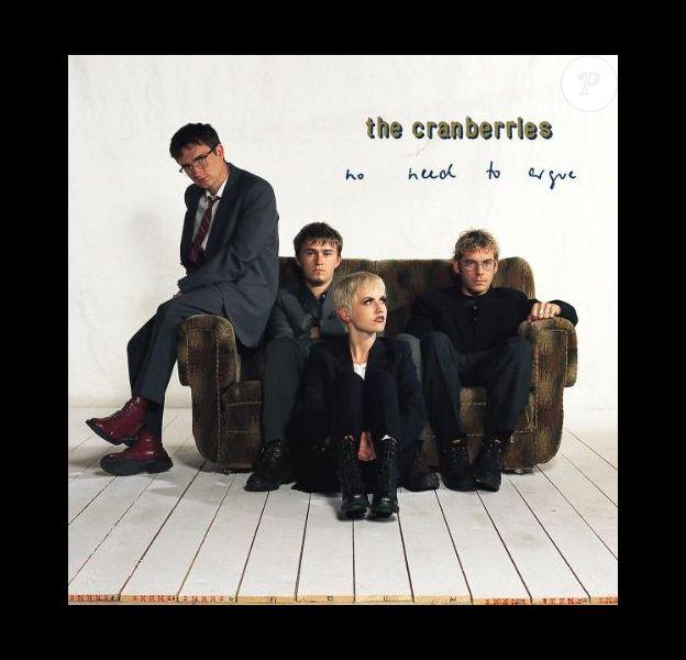 Dolores O'Riordan et The Cranberries, pochette de l'album No Need To Argue (1994)
