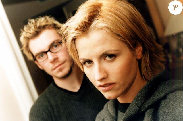 Dolores O'Riordan et Fergal Lawler du groupe The Cranberries le 14 janvier 1999 © Dick Loek / Zuma Press / Bestimage