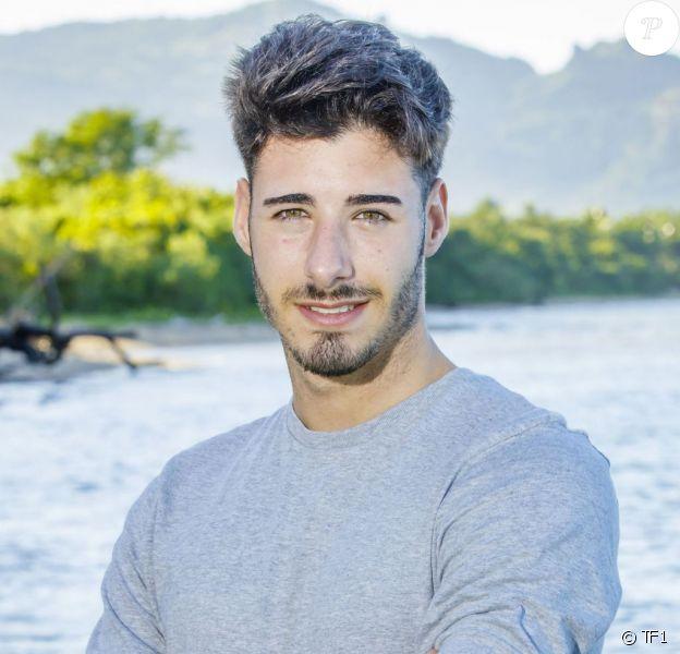"""Marvyn, 20 ans, commercial dans une start-up et candidat de """"Koh-Lanta Fidji"""" sur TF1."""