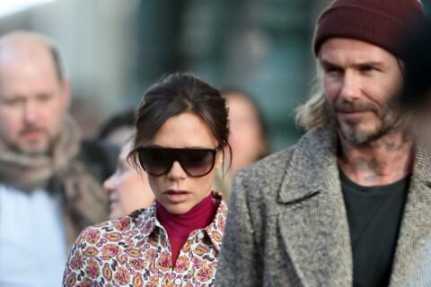 Victoria et David Beckham à Paris : La Fashion Week peut enfin commencer !
