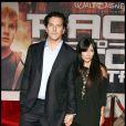 """Shannen Doherty et Jason Pomeranc, à l'occasion de l'avant-première de """"La Montagne Ensorcelée"""", qui s'est tenue le 11 mars 2009 à Hollywood !"""