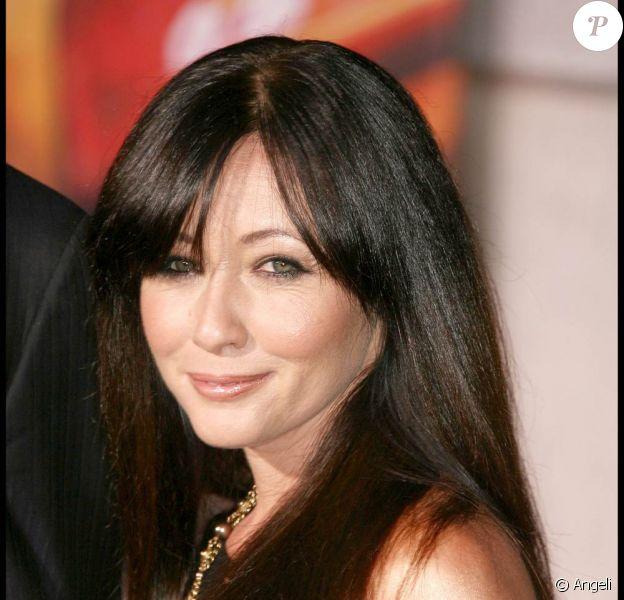 """Shannen Doherty, à l'occasion de l'avant-première de """"La Montagne Ensorcelée"""", qui s'est tenue le 11 mars 2009 à Hollywood !"""