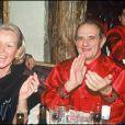 Paul Bocuse et sa femme, photo d'archives