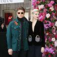 Oliver Cheshire et sa compagne Pixie Lott - Défilé de mode Maison Schiaparelli, collection haute couture Printemps-Eté 2018, à Paris. Le 22 janvier 2018 © CVS - Veeren / Bestimage