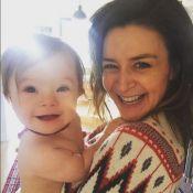 Caterina Scorsone (Grey's Anatomy) comblée grâce à sa fille porteuse de trisomie