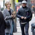 """Exclusif - Jennier Lawrence et son ex compagnon Darren Aronofsky se promènent à New York, ils se sont séparés au mois de novembre, ils sont allés chez Darren dans le """"Lower East Side"""" après cette promenade à New York le 22 decembre 2017."""